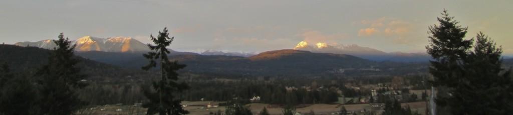 dawn Mt. Light